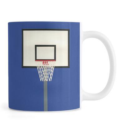 Oakland Basketball Team III mug