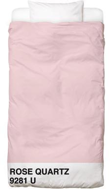 Rose Quartz Bed Linen