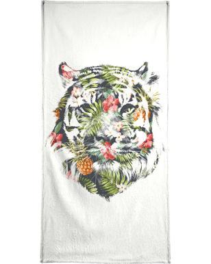 Tropical Tiger serviette de plage