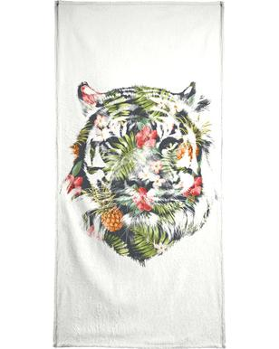Tropical Tiger -Handtuch