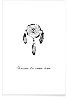 Dreams - Premium Poster