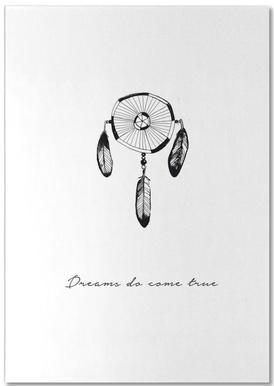 Dreams bloc-notes