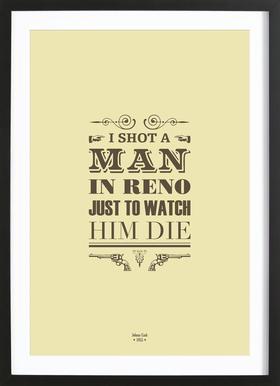 I Shot a Man in Reno