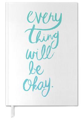 Everything is Okay -Terminplaner