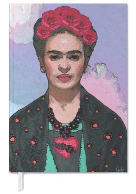 Trendy Frida Kahlo 3 -Terminplaner