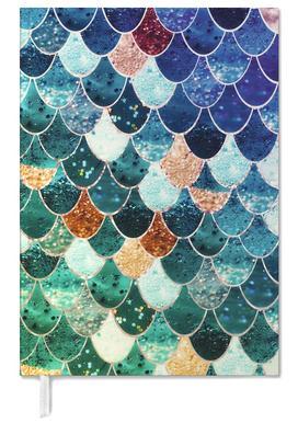 Mermaid Tiffany -Terminplaner