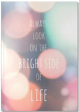 The Bright Side carnet de notes