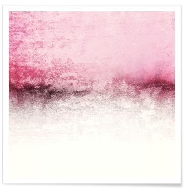 Snowdreamer Pink -Poster