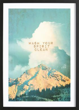 Wash Your Spirit Clean