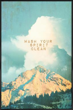 Wash Your Spirit Clean