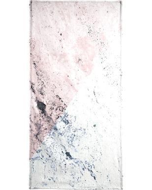 Rose Geo Marble strandlaken