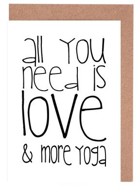 Love and Yoga