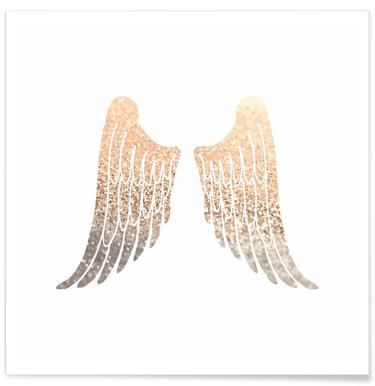 Gold Wings -Poster