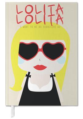 Little Lolita Personal Planner