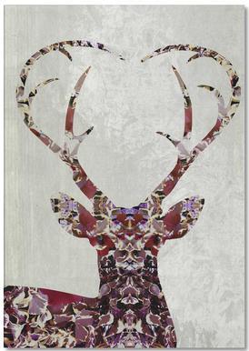 My Deer Love Notepad