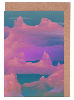 Sierra -Grußkarten-Set