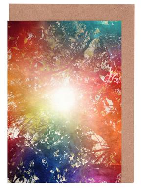 Sunshine -Grußkarten-Set