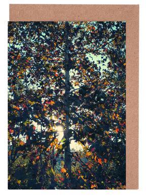 Autumn Language -Grußkarten-Set