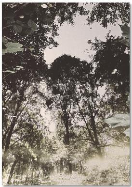 Tiergarten 1 -Notizblock