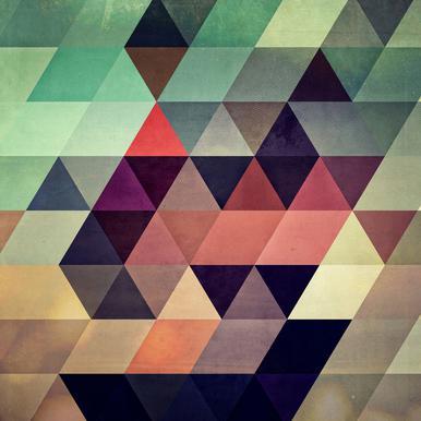 tryypyzoyd -Acrylglasbild
