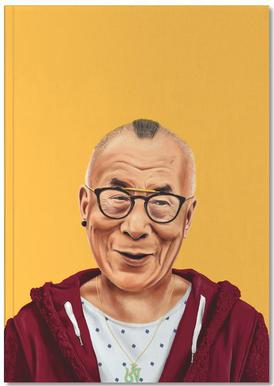 Dalai Lama Notebook