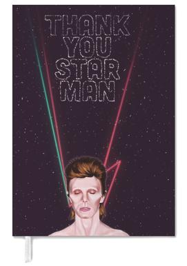 Bowie Personal Planner