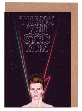Bowie Greeting Card Set
