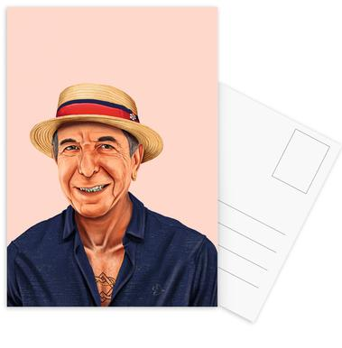 Cohen Postcard Set