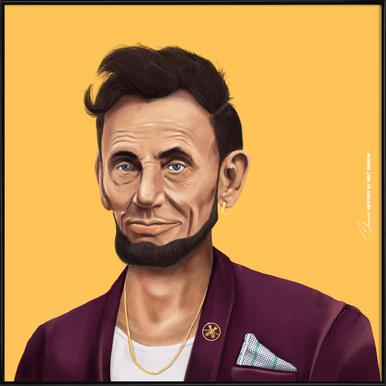 Lincoln Framed Poster