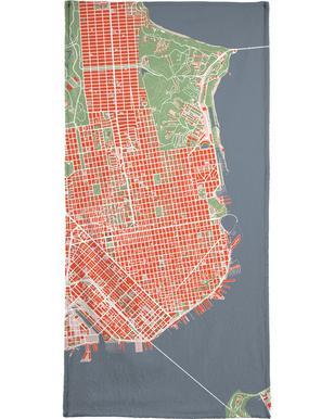 San Francisco - Classic -Handtuch