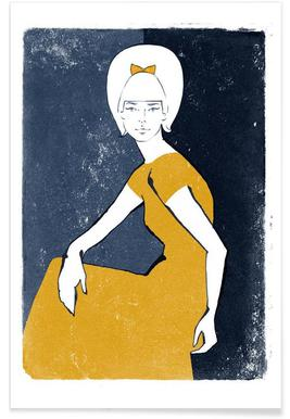 Katherine - Premium poster
