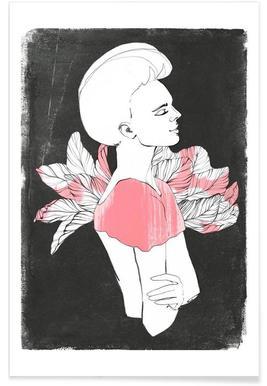 Marjorie affiche