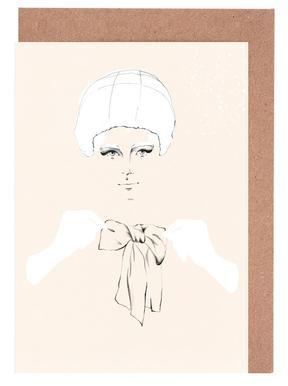Bobbie -Grußkarten-Set