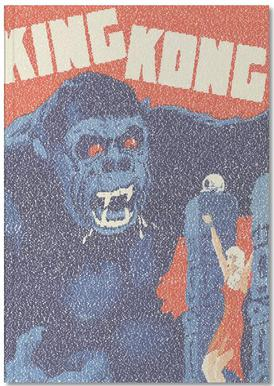 King Kong Notebook