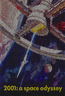 A Space Odyssey -Alubild