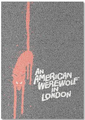 An American Werewolf In London Notebook