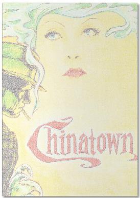 Chinatown -Notizblock
