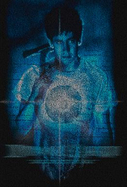 Donnie Darko -Acrylglasbild