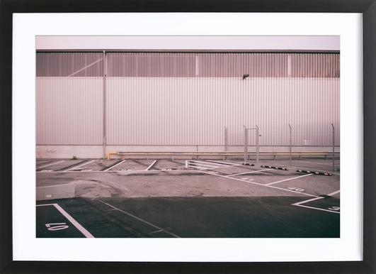 Banksstraße 008 Framed Print
