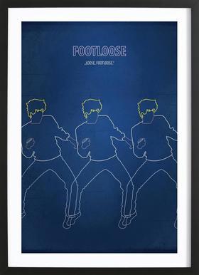 Footloose Framed Print