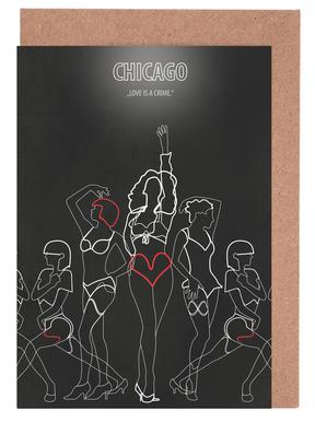 Chicago Greeting Card Set