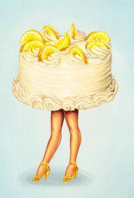Cake Walk III -Alubild