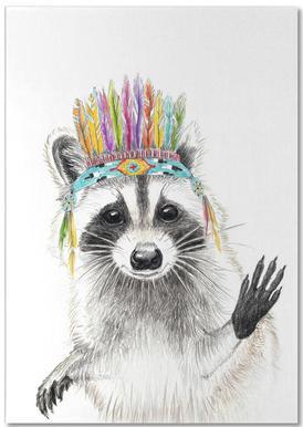 Raccoon Notepad