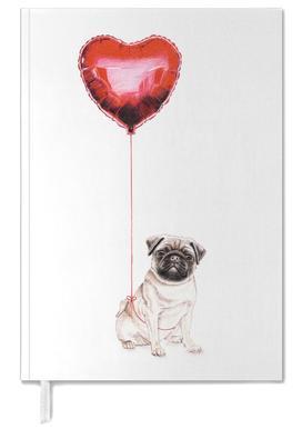 Pug & Balloon Personal Planner