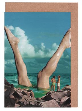 Nice Legs -Grußkarten-Set