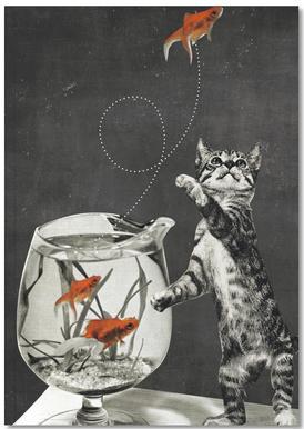 Fishbowl carnet de notes