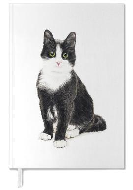 Katze Murmelauge Personal Planner