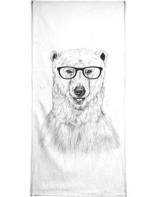 Geek Bear strandlaken