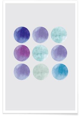 Dots - Premium Poster