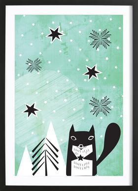 Bring You a Star Framed Print